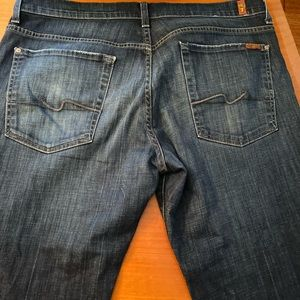 7 For All Mankind Jeans - 7 for all mankind Austyn jean men's